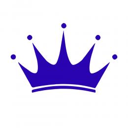 Kişiye Kamyona Özel Kral Tacı Sticker Yapıştırma