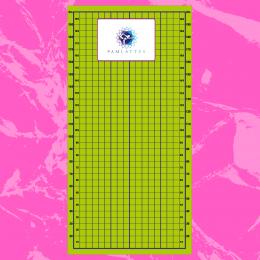 Firmaya Özel Yoga ve Plates Postür Tablosu Çetveli Duvar Yapıştırma Yeşil Renk 200x100cm
