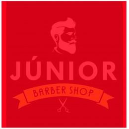 Kişiye Berberlere Kuaförlere Özel Junior Berber Dükkanı Logosu Yazısı Sticker Yapıştırma
