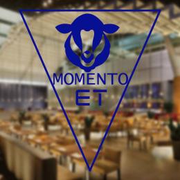 Kasap Ve Steak Houselara Özel Firma Momento Et Sticker Yapıştırma
