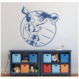 Spor Salonlarına Özel Filenin Sultanları Yazısı Cam Vitrin Sticker Yapıştırma