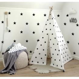 Bebek kreş yatak odası yıldız duvar Sticker çocuk odası ev dekorasyon için çocuk duvar çıkartmaları sanat çocuklar duvar çıkartmaları duvar kağıdı