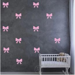 Yay duvar çıkartmaları bebek kız duvar çıkartmaları çocuk odası için yatak odası oturma odası ev dekorasyon kendin yap çıkartmalar kreş odası çıkartmaları