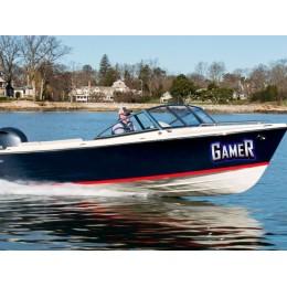 Kişiye ve Tekneye Özel Gamer Yazısı İsim Sticker 115x50cm