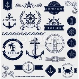 Kişiye ve Tekneye Özel Boat Design Yazısı İsim Sticker 115x50cm