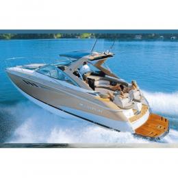 Kişiye Tekneye Özel Oval Master Craft  Logosu Yazısı ve Sticker Yapıştırma 100x60cm