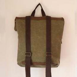 Old Cotton Cargo S Cahuilla Bag Sırt Çantası 7001 Haki Yeşili