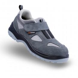 Mekap Policap 157-01 Gray S1 Çelik Burunlu Elektriğe Dirençli İş Ayakkabısı