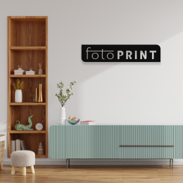 Firmaya Özel Firmaya Foto Print  Dekarosyon İçin Metal Saç Tabela 70x20 cm