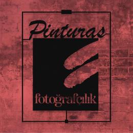 Pinturas Fotoğrafçılık Metal Tabela Metal Saç Tabela  50x30 cm