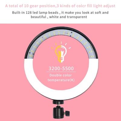 """Youtuber Kuaför Makyaj Çekimleri için 14"""" Ring Light + 2Metre Stand"""