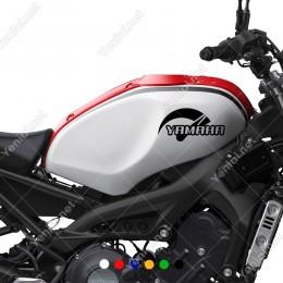 Hız ve Yamaha Duvar Modifiye Motor Sticker