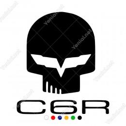 Star Wars C6R Punisher Sticker Yapıştırma
