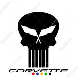 Star Wars Corvette Punisher Sticker Yapıştırma