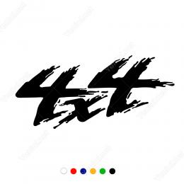 4X4 Off Road Arça Oto Jeep Sticker Yapıştırma