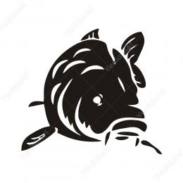 Büyük Balık Stickeri