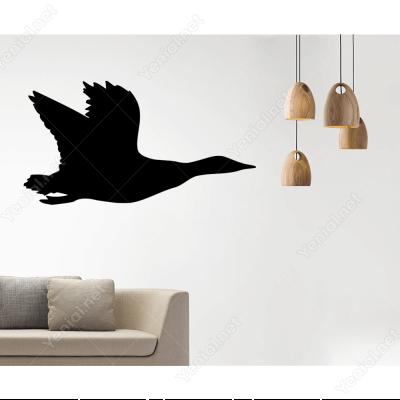 Göçmen Kuş Sticker Yapıştırma