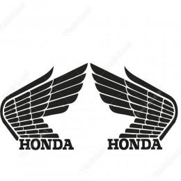 Honda Motor Logo Sitickeri
