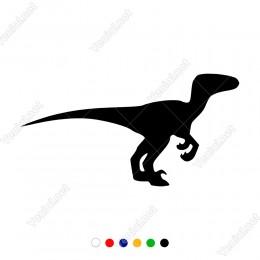 İlk Çağlarda Yaşamış Dinozor Yavrusu Sticker