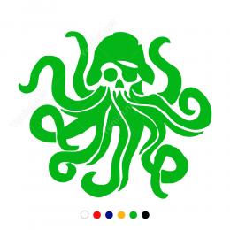 Karayip Korsanları  Sticker Yapıştırma
