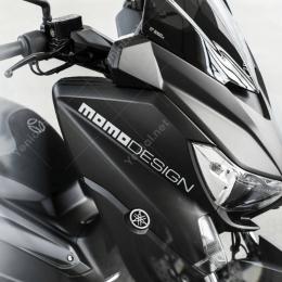 Momo Design Logo Yamaha Motor Sticker