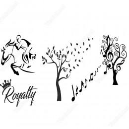 Özel Müzikli Görseller Siticker