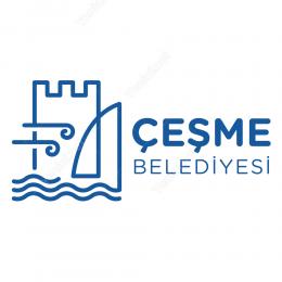Çeşme  Belediyesi Logo Baskısı