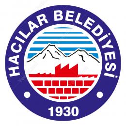 Hacılar Belediyesi Logosu Baskısı