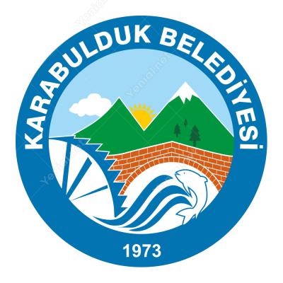 Karabulduk Belediyesi  Logo Baskısı