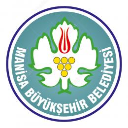 Manisa Büyükşehir Belediyesi Logo Baskısı
