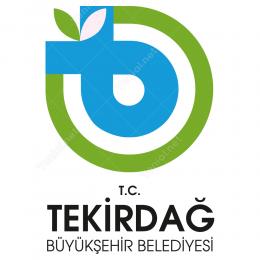 Tekirdağ Büyükşehir Belediyesi Logo Baskısı