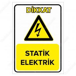 Statik Elektrik Levhası