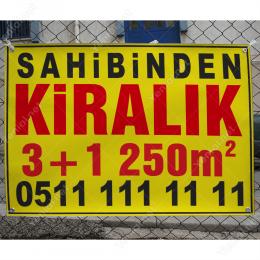 Sahibinden Kiralık 3+1 250m2 Afişi